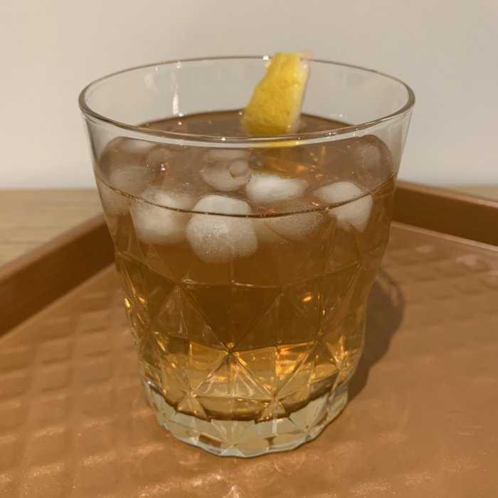 Gentleman's Club Cocktail