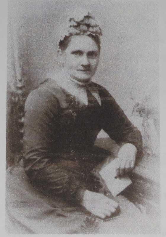 Jane Northcott 1833-1921