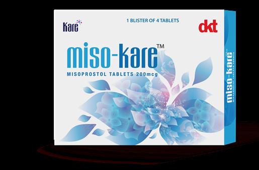 Miso-Kare Abortion Pill