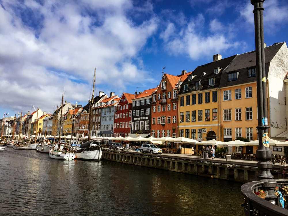The ol' stereotypical Nyhavn photo, Copenhagen