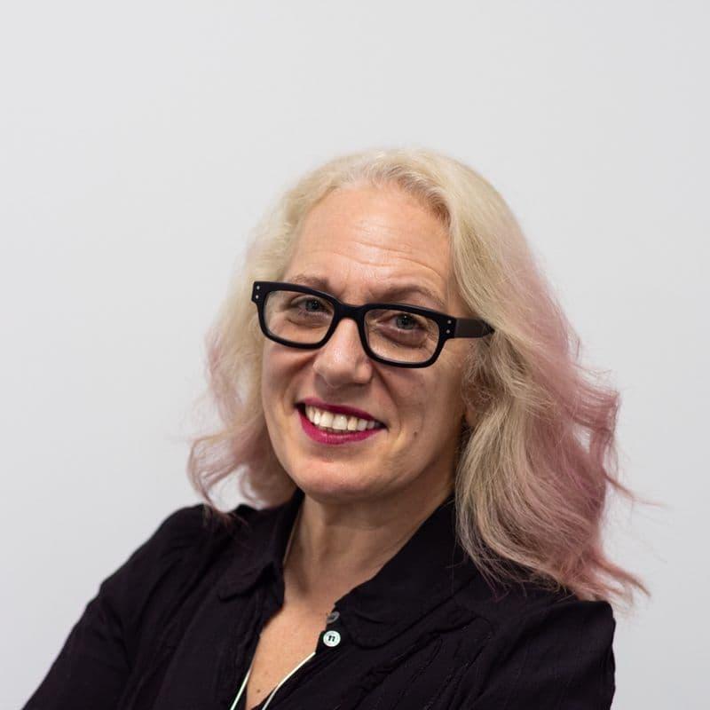 Suzanne Noble Co-creator SSfS