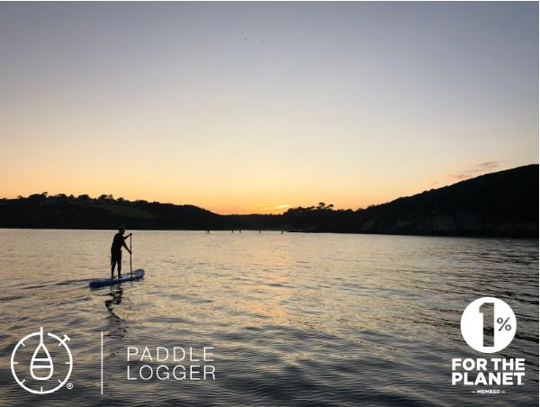 Paddle Logger Partnered with 1% for the Planet
