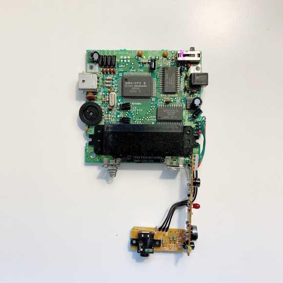 Game Boy Restoration, Part 3