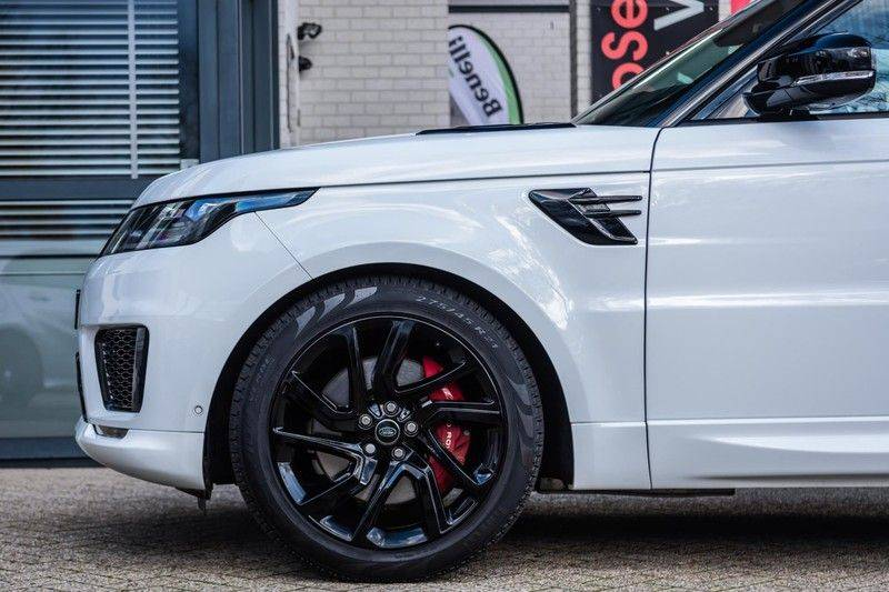 Land Rover Range Rover Sport P400e Autobiography Dynamic, 404 PK, Pano/Dak, Luchtvering, Adapt./Cruise, Soft/Close, 57DKM!! afbeelding 7