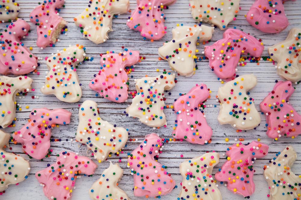 vegan mother's bunny cookies