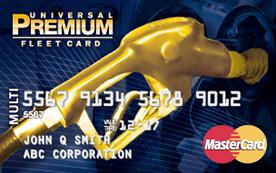 Universal premium card