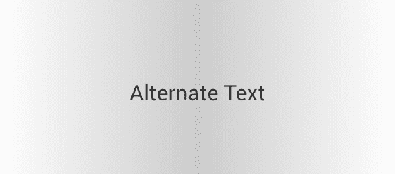 Customized Alternate Text for Image