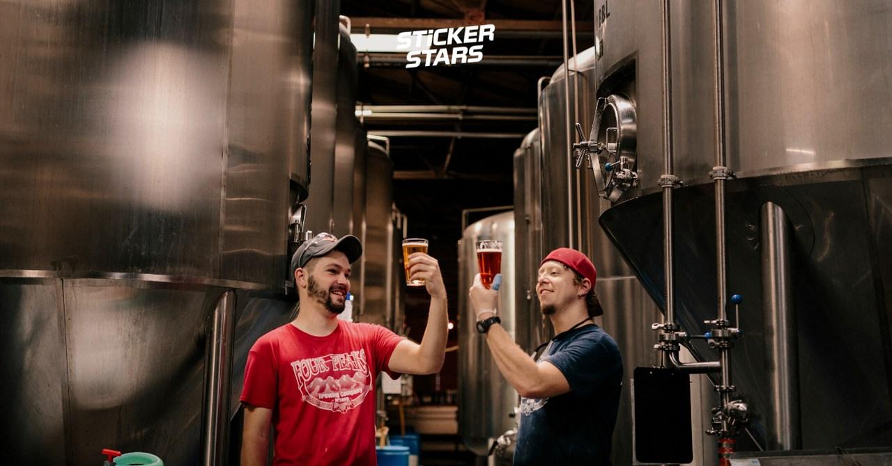 Bier brauen als coole Junggesellenabschied Idee!