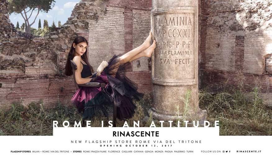 Elisabetta Cavatorta Stylist - La Rinascente