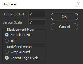 Displacement Error Fix - Anthony Boyd Graphics