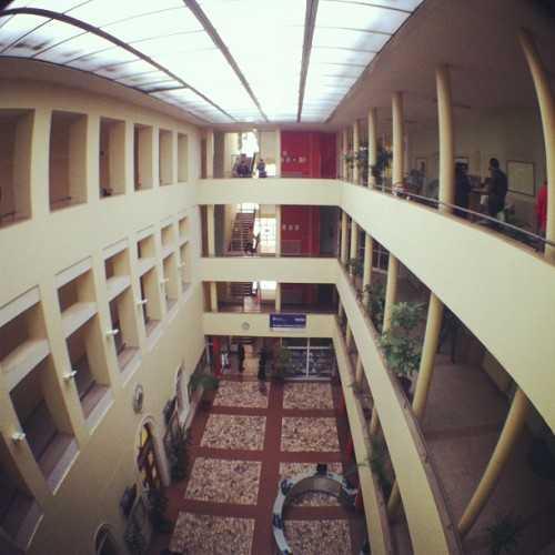 Barcamp Sarajevo Venue