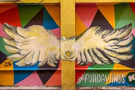 #pundawings Punda, Willemstad, Curaçao, 2017