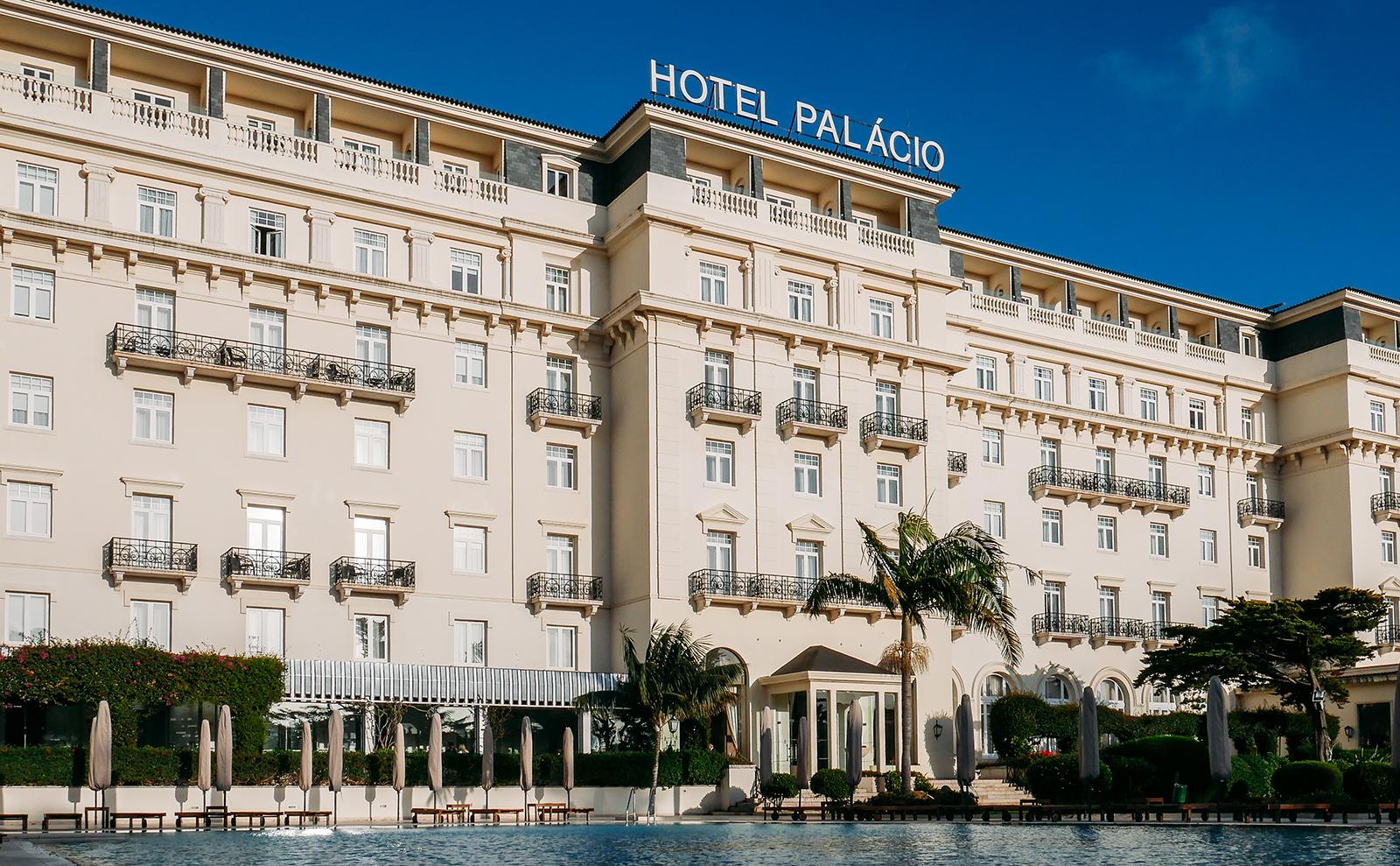 estoril hotel palacio in portugal