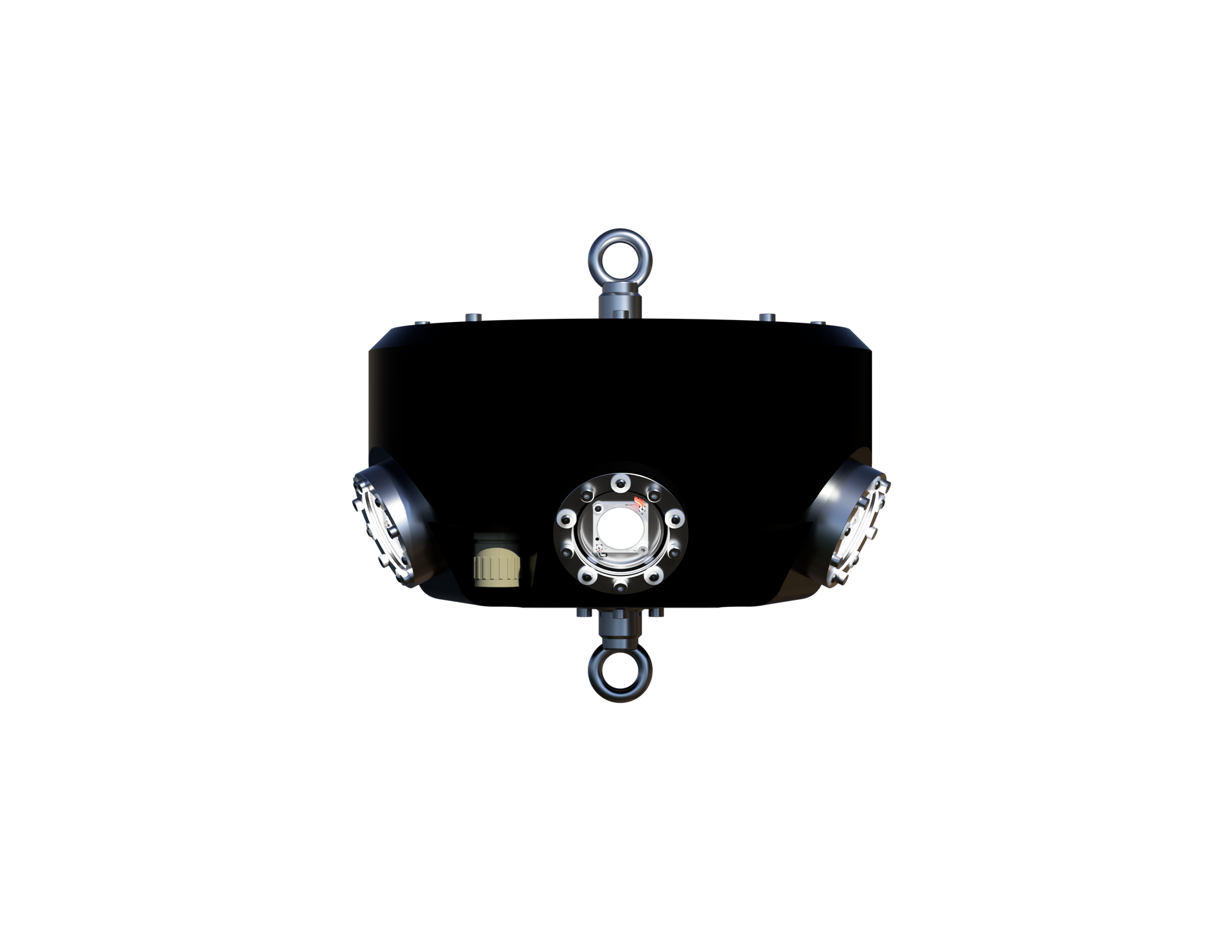 Quintus LED seen from the side