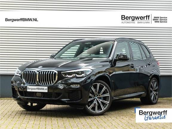 BMW X5 xDrive40i M-Sport - 7-Zits - Driving Ass Prof - Trekhaak - Head-up