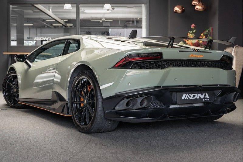Lamborghini Huracan 5.2 V10 LP610-4 afbeelding 3