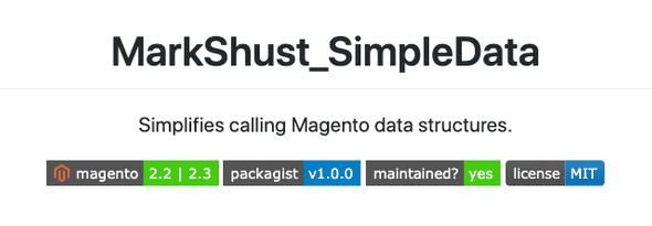 markshust/magento2-module-simpledata
