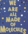 We are all made of molecules by Susin Nielsen-Fernlund