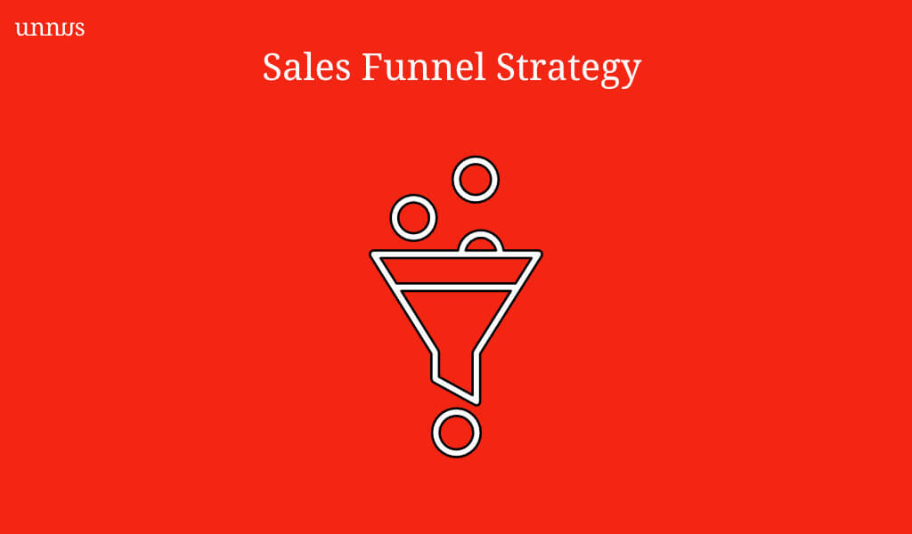 An illustrations of a sales funnel for medical doctors