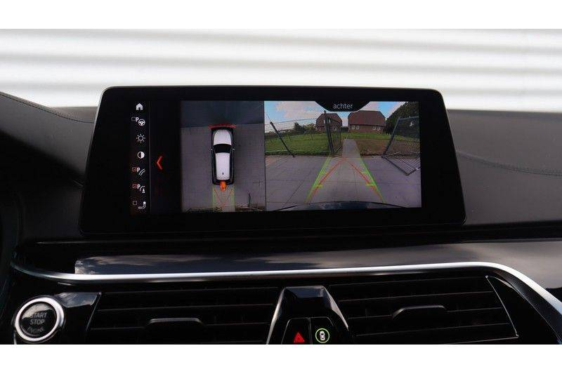 BMW 5 Serie Touring M550d xDrive High Executive Bowers & Wilkins, Head-Up Display, Soft-Close, Stoelventilatie afbeelding 19