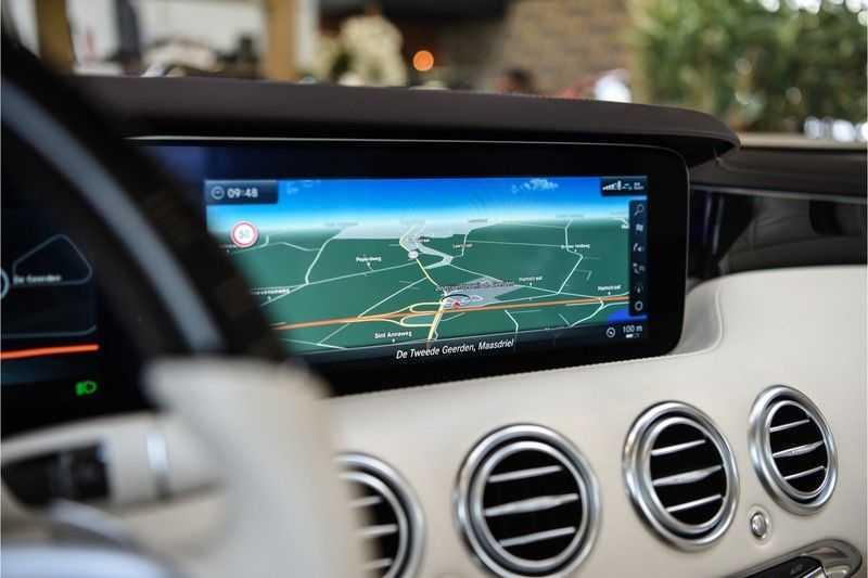 Mercedes-Benz S-Klasse Cabrio 560 | Swarovski | Burmester | 360 graden | Distronic | afbeelding 6