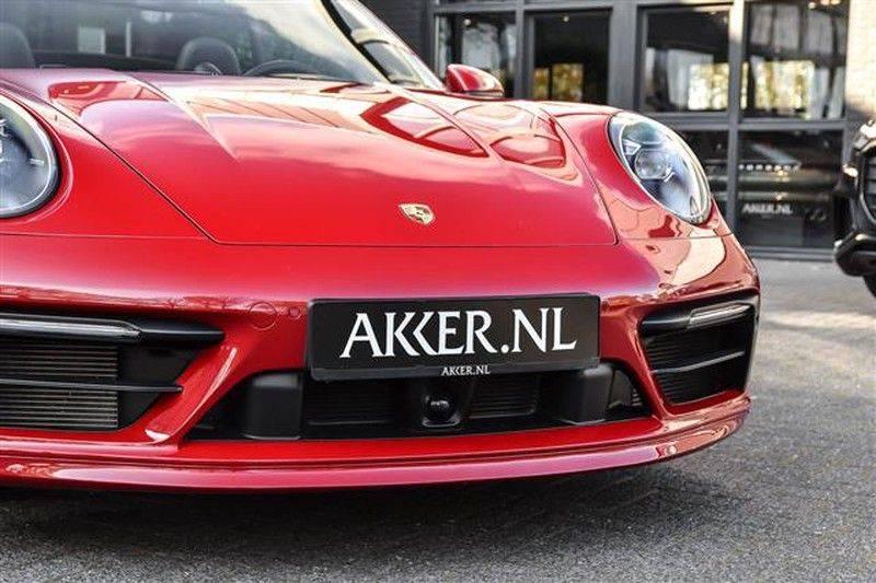 Porsche 911 4S CABRIO 4WSTURING+ST.KOELING+SP.CHRONO NP.218K afbeelding 9