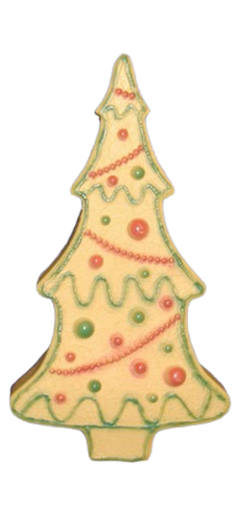 Gingerbread Tree photo
