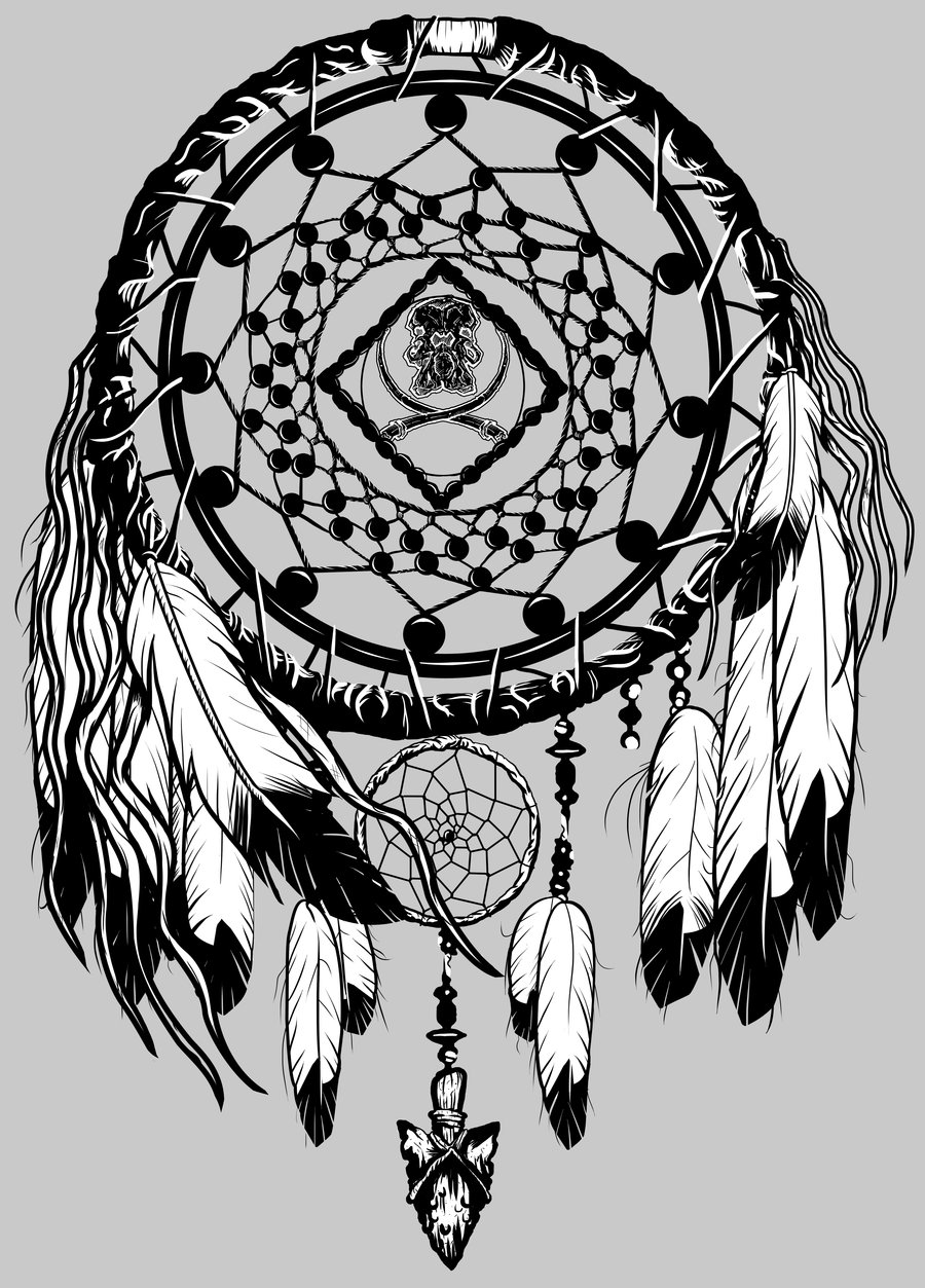 Dreamcatcher by Mr Moustache. Creative Commons