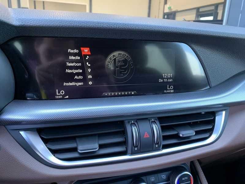Alfa Romeo Stelvio 2.0 T AWD Super Veloce pack | Sportstoelen | Trekhaak | Adaptive cruise control | Leer afbeelding 14