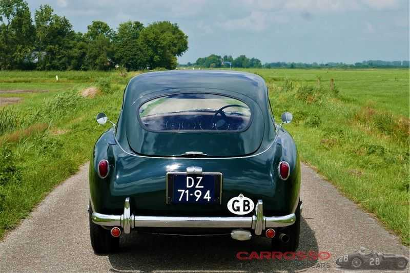 Aston Martin DB 2/4 MARK II 2.9 FIVA ID, Mille Miglia certificate afbeelding 14