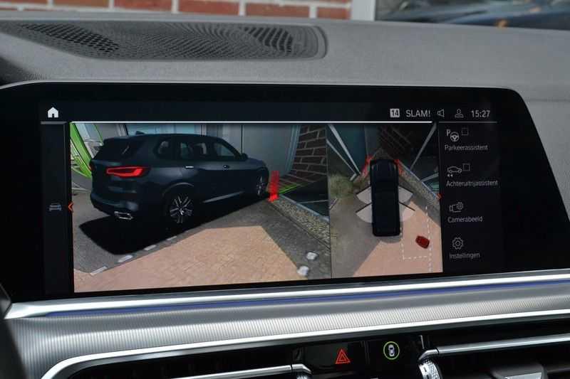 "BMW X5 M50d 400pk Skylounge Luchtv DA+ PA+ Trekh NL-auto 22"" Comfortzetels afbeelding 23"