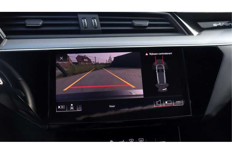 Audi e-tron 55 quattro Advanced Bang & Olufsen, Panoramadak, Head-Up Display, Soft-Close afbeelding 24