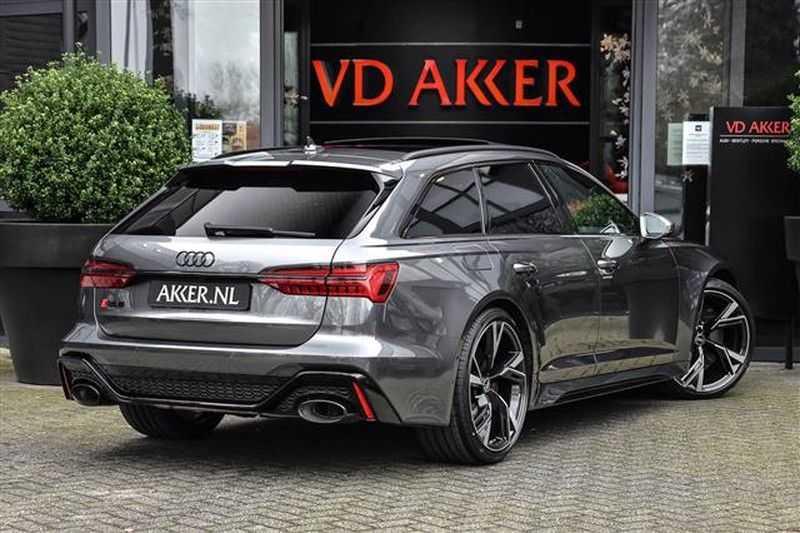 Audi RS6 DYNAMIC PLUS+DESIGNPAKKET+SP.ONDERSTEL NP.238K afbeelding 7