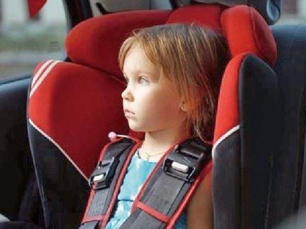 무더위 속 차량 내 아동 방치 사고 예방법은…?