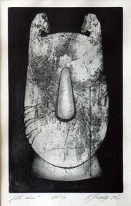 Olaf Savelis, Latvia. Graphic series 1–3, 30x50cm