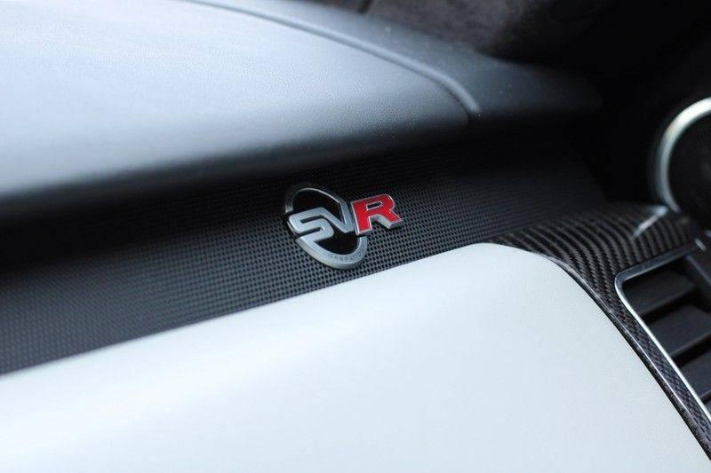 "Land Rover Range Rover Sport 5.0 V8 SVR Pano, 23"", Schaalstoelen, Carbon, afbeelding 22"