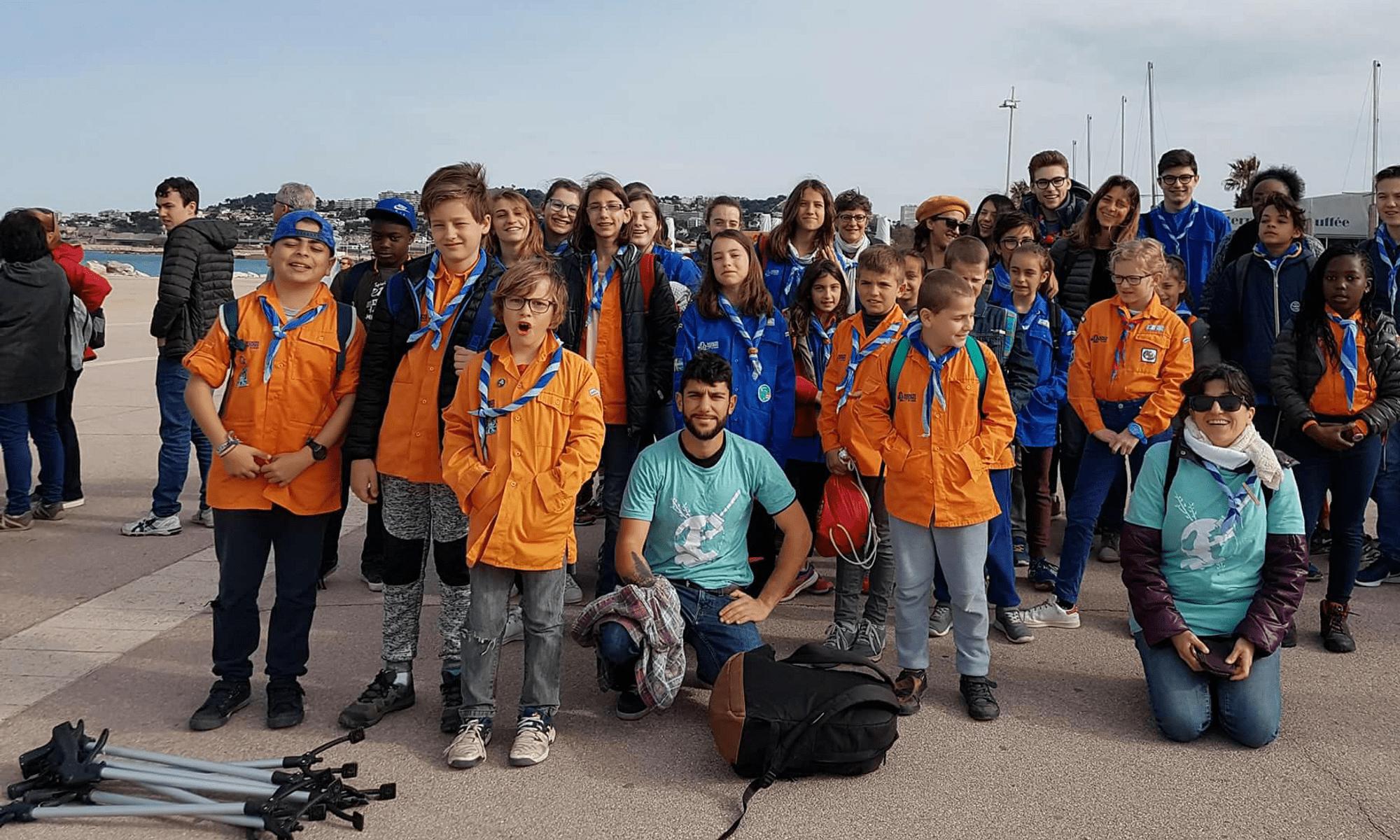 Image principal Nettoyage avec les Scouts (#8)