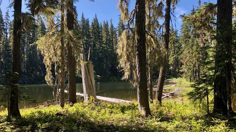 Dumbbell Lake