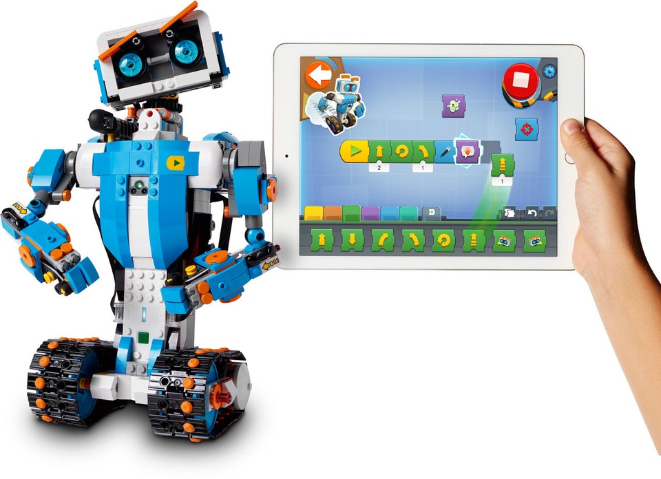 Lego Boost game