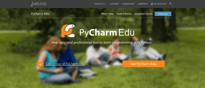 หัดเขียน Python เบื้องต้นฟรีด้วยโปรแกรม PyCharm Edu