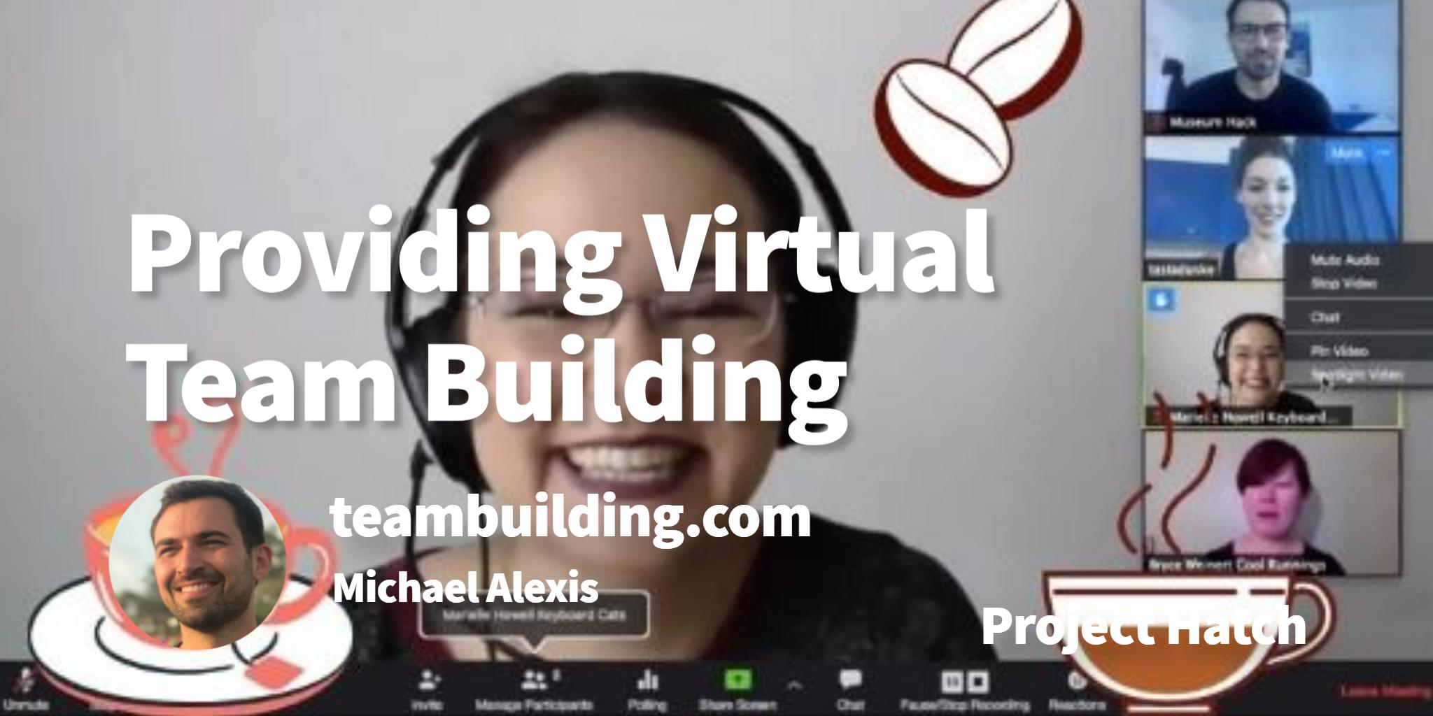 teambuilding.com Michael Alexis