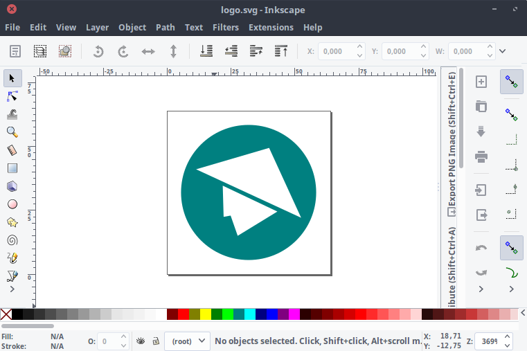 Modifikasi Ikon di Inkscape