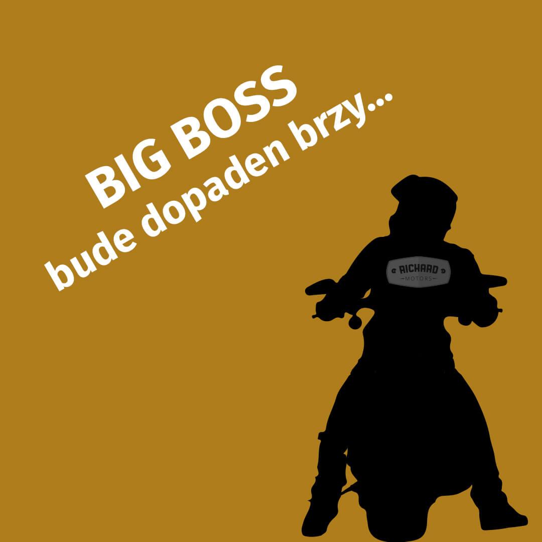 Big boss bude dopaden brzy.