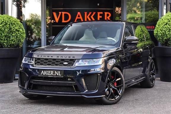 Land Rover Range Rover Sport 5.0 SVR CARBON+HEADUP+ACC+TR.HAAK NP.265K