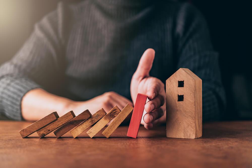 Wohnung gerettet vor Zwangsversteigerung