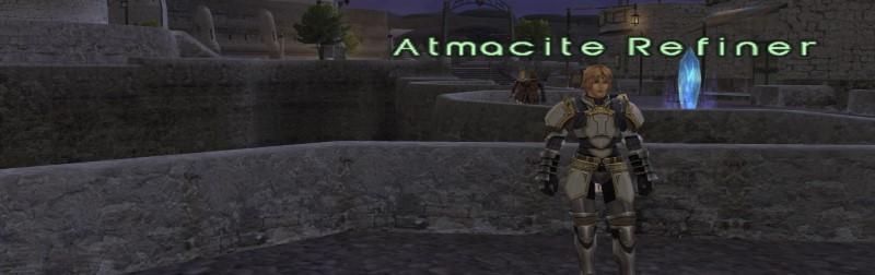 atmacite refiner teleports