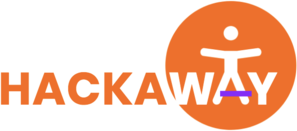 Hackaway for Good logo