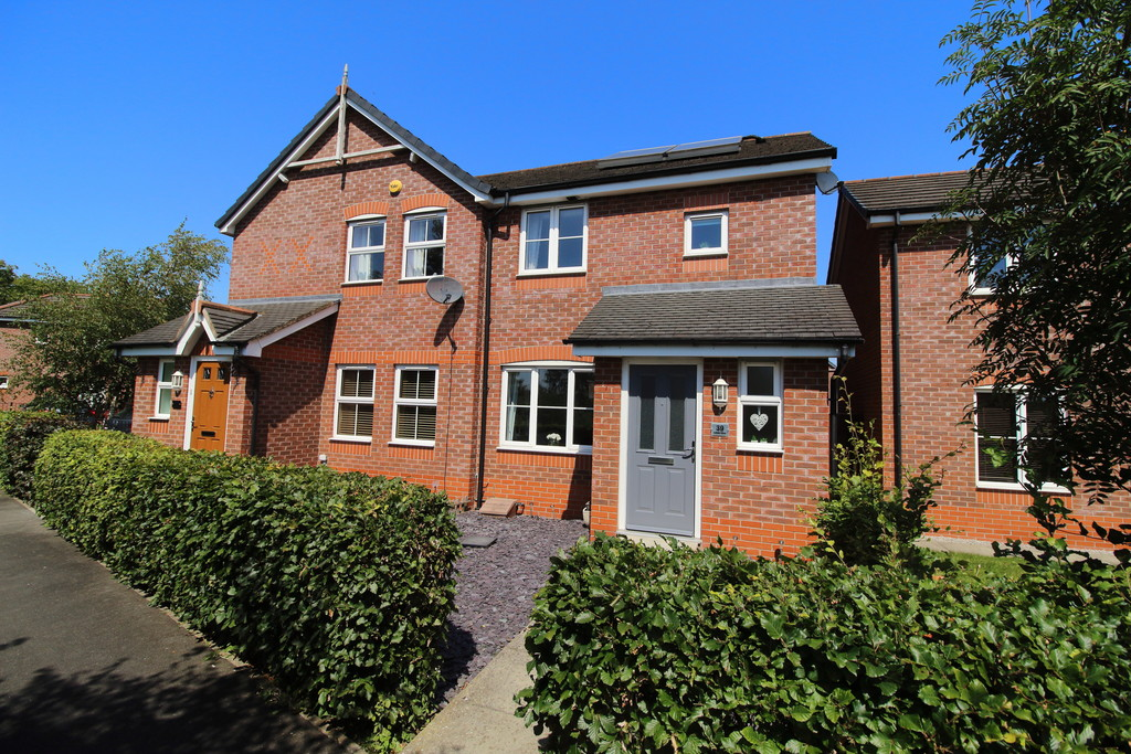 Cottage Close, Northwich