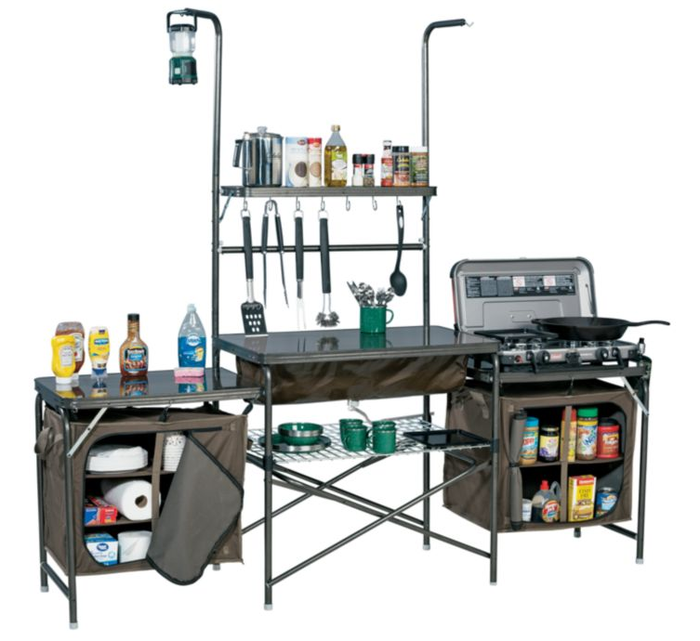 Cabela\'s Deluxe Camper\'s Kitchen Review - Roundforge
