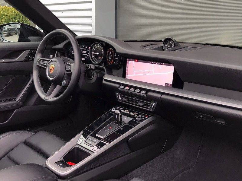 Porsche 911 Cabrio 3.0 Carrera 992 ACC, Sport/Chrono, Sportuitlaat, 14 Way, 360* Camera, Lane Assist, PASM, PDLS Plus, 21INCH afbeelding 7